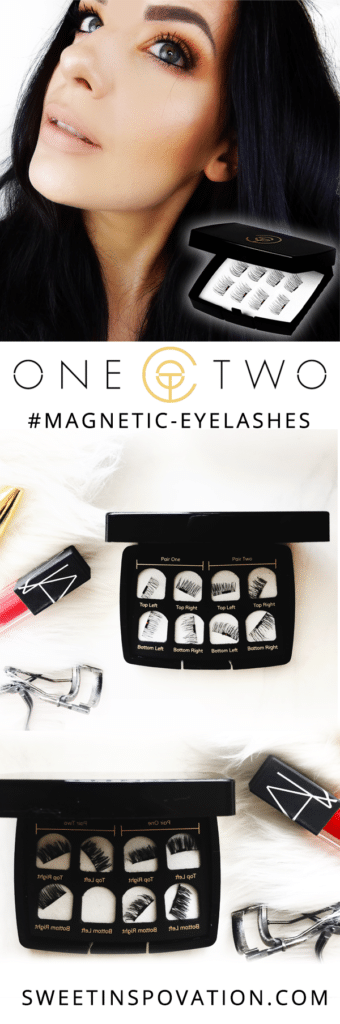 Magnetic Eyelashes Tried & Tested! One Two Lash Review