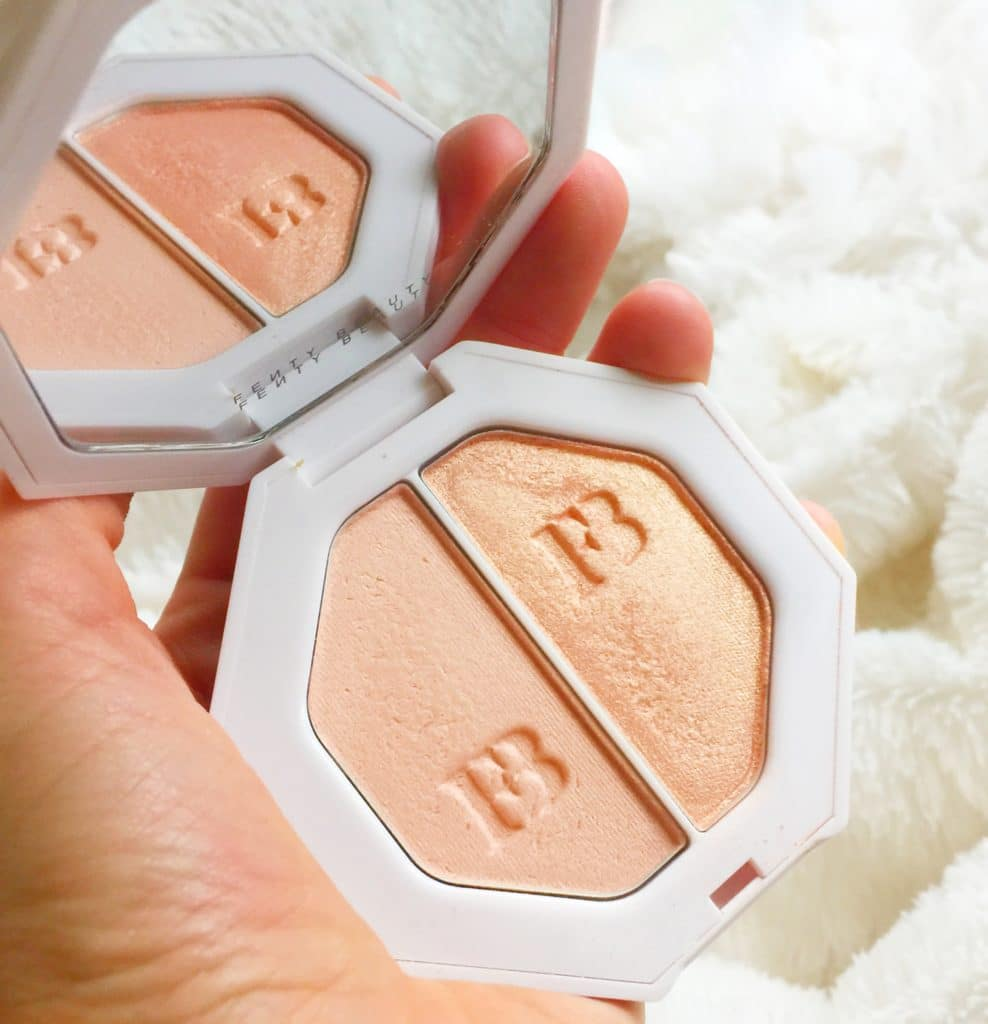 Fenty Beauty Haul with First Impressions! | Duo Highlighter in Mean Money & Hustla Baby
