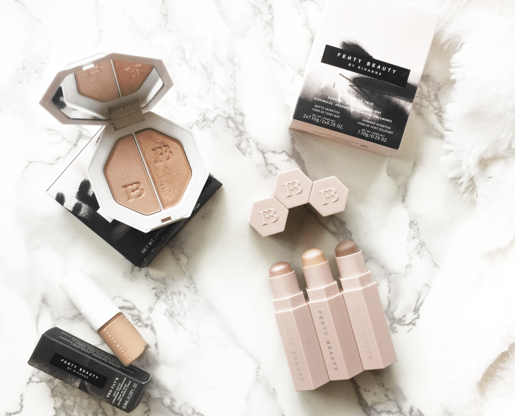 Fenty Beauty Haul with First Impressions!