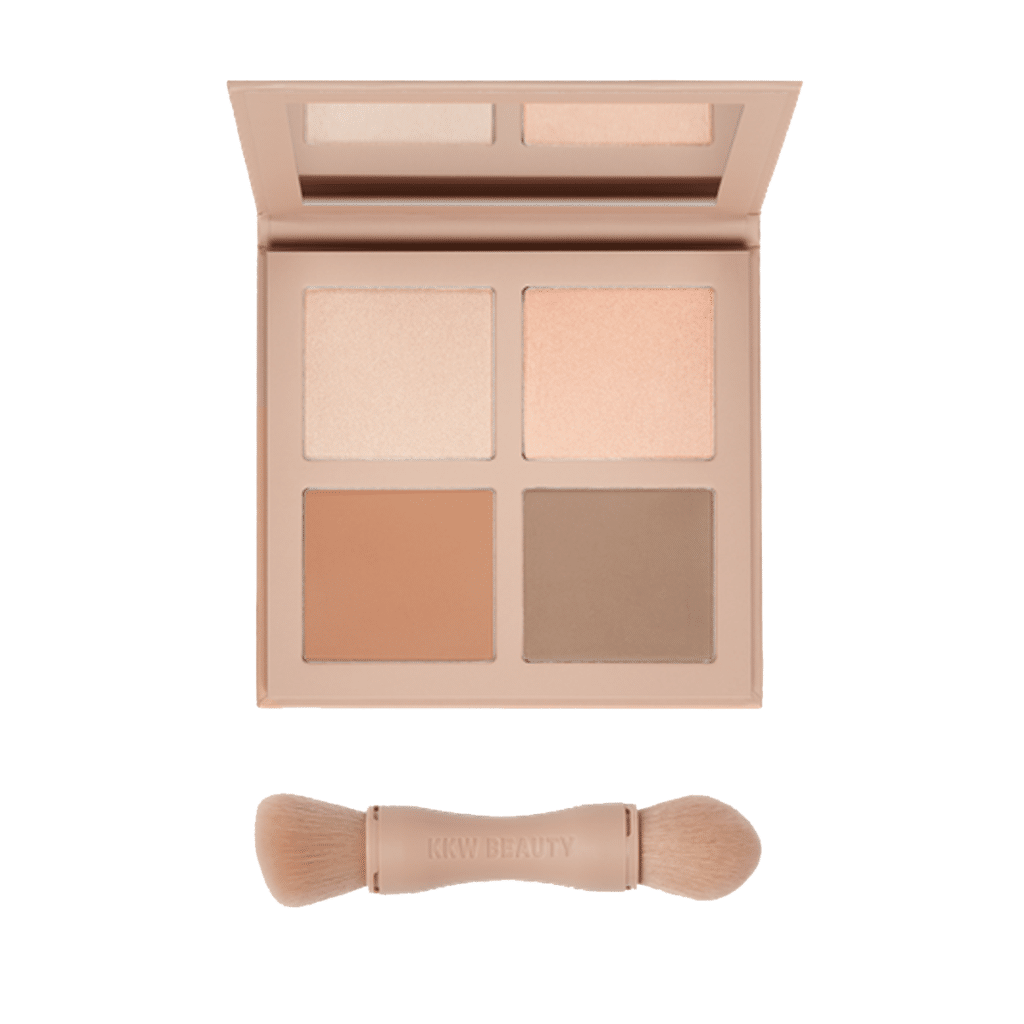 Top 5 | Contour & Highlight Products! KKW Beauty Powder Contour & Highlight Kit