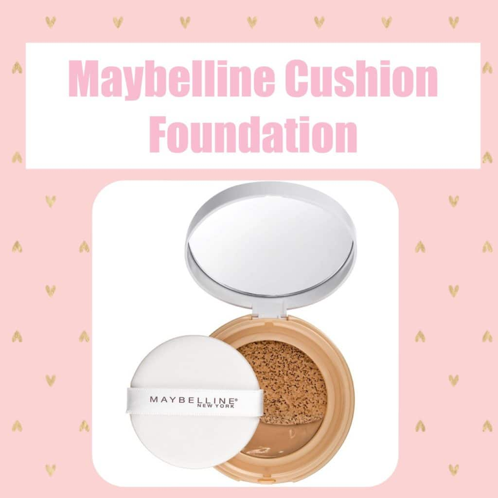 What's in My Travel Makeup Bag?! Maybelline Cushion Foundation