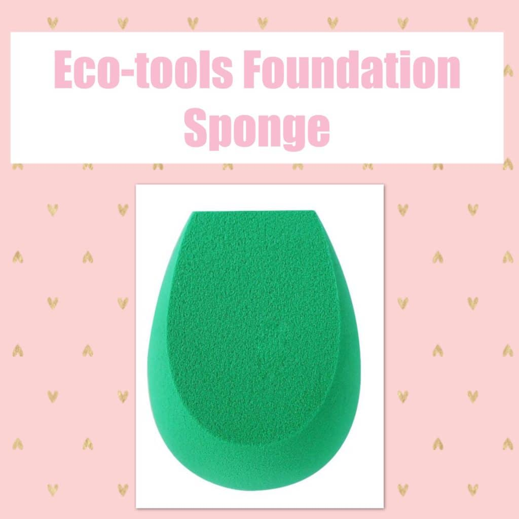 What's in My Travel Makeup Bag?! Eco tools Beauty Sponge