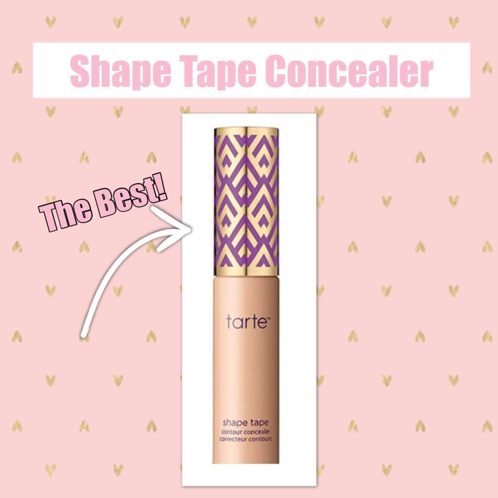 What's in My Travel Makeup Bag?! Tarte Shape Tape