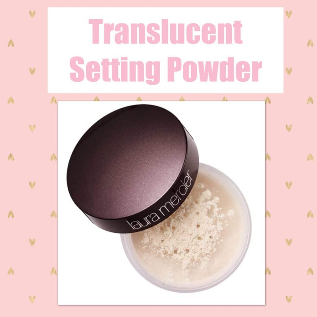 What's in My Travel Makeup Bag?! Laura Mercier Translucent Setting Powder