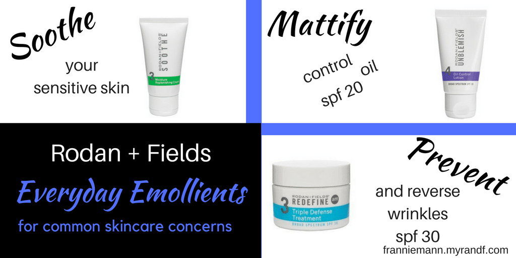 How to Combat Dry Skin in the Winter with Rodan + Fields | Emollients