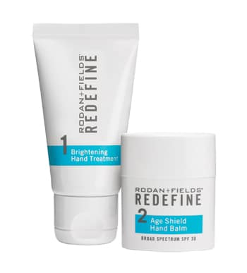 How to Combat Dry Skin in the Winter with Rodan + Fields | Redefine Hand Treatment