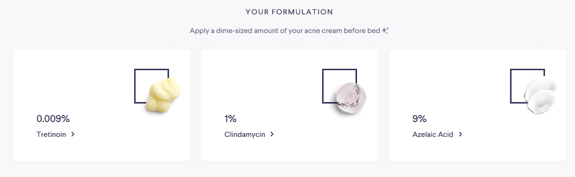 Is Curology the Cure for your Skin?   Custom Curology Formulation